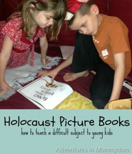 Holocaust Picture Books