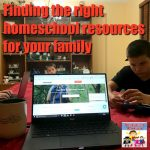 Finding great learning resources for your homeschool with Learnamic