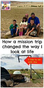 how a mission trip changed the way I look at life