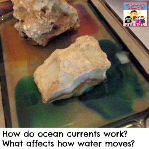 how do ocean currents work experiment