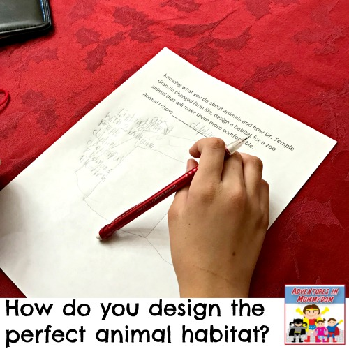 how do you design the perfect animal habitat Temple grandin