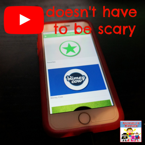 keep your kid safe on youtube