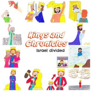 kings and chronicles lessons for kids