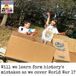 learn from history with World War 1 unit