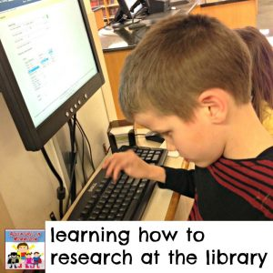 learning how to research