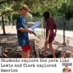 lewis and clark lesson us history age of expansion modern