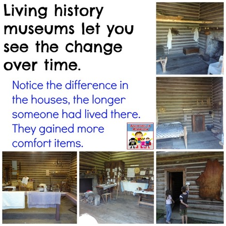 living history at Fort Boonesborough