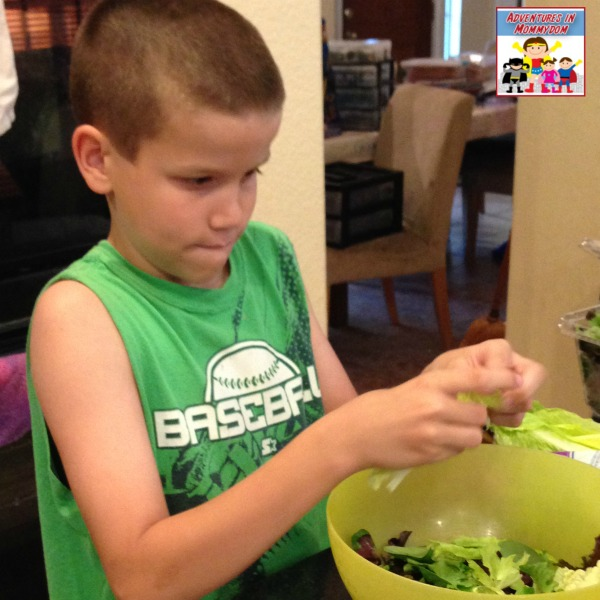 lunches kids can make with a little cooking