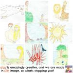 Creation story lesson