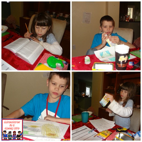 making Jesus raising Jairus' daughter Bible craft