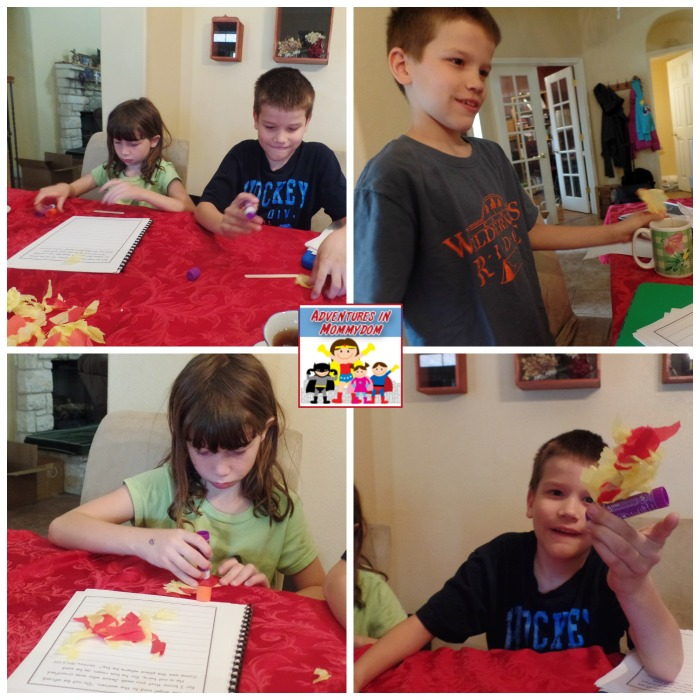 Pentecost Sunday School craft