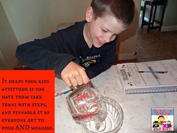 making model of blood tip