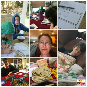 may week 2 2019 homeschooling 8th