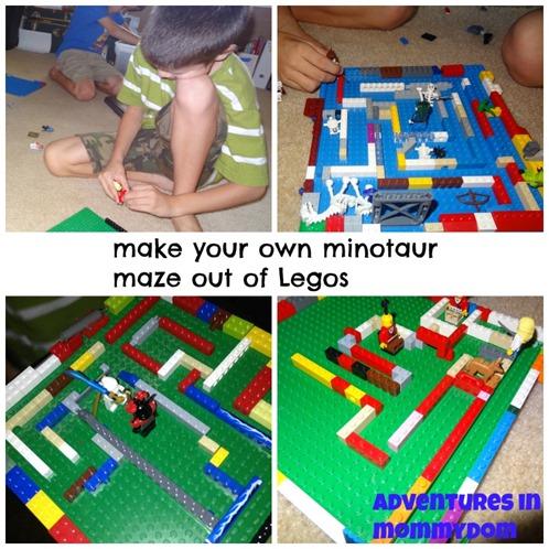 minotaur maze challenge