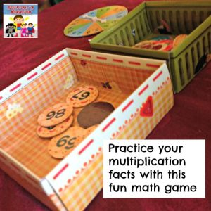 Learn multiplication and have fun with Say Cheese Cafe