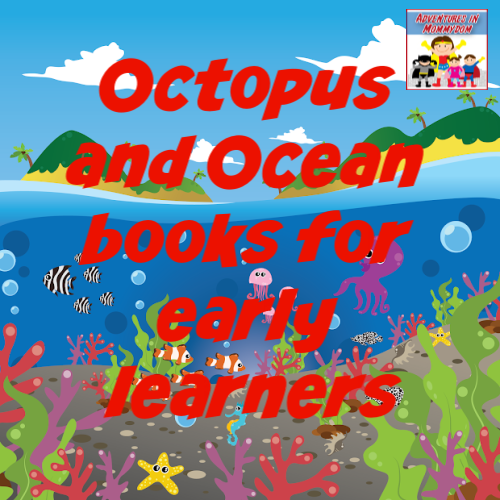 ocean and octopus books for early learners