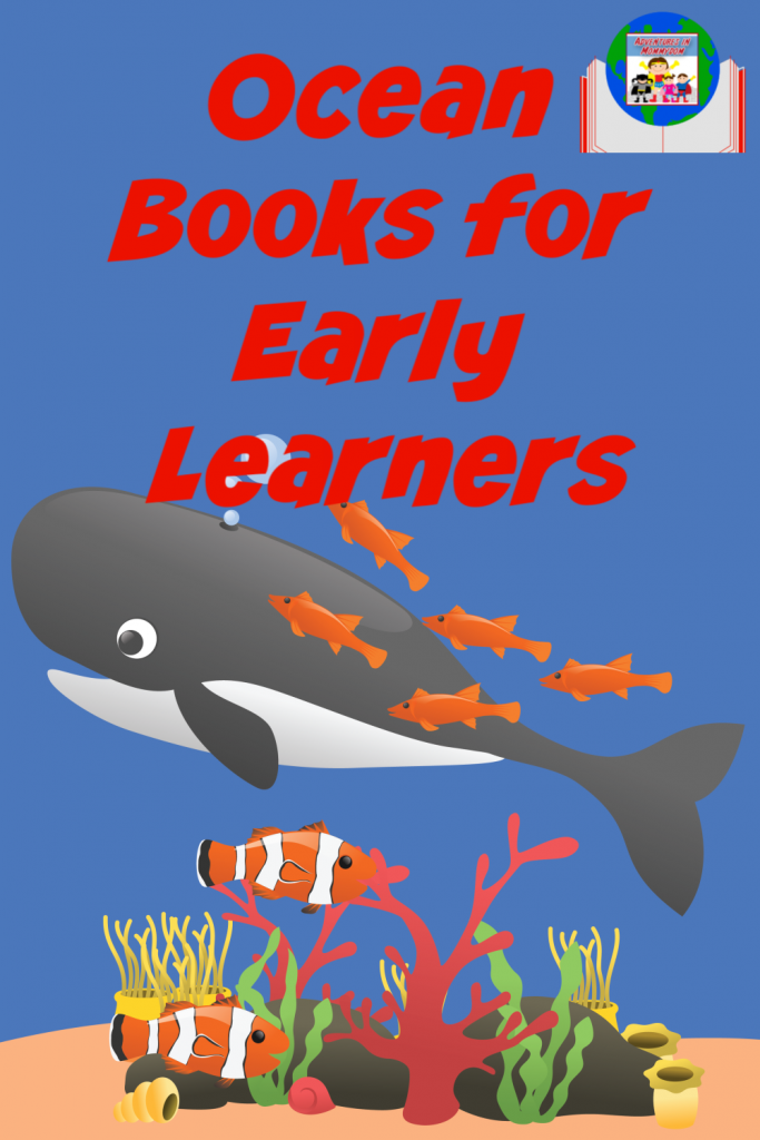ocean books for early learners