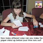paper engineering challenge for kids