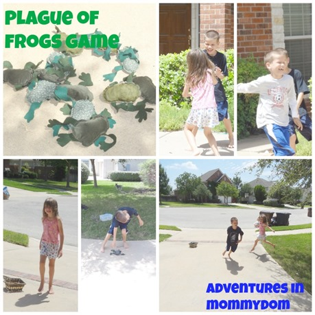 plague of frogs game