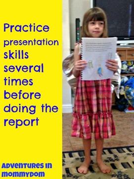 practice presentation skills