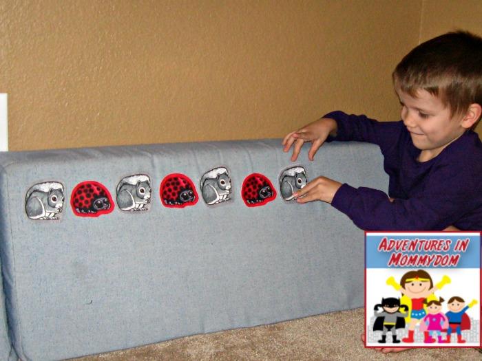 preschool calendar time patterns