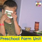 preschool farm unit for homeschool