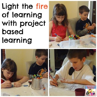 project based learning cases enthusiasm