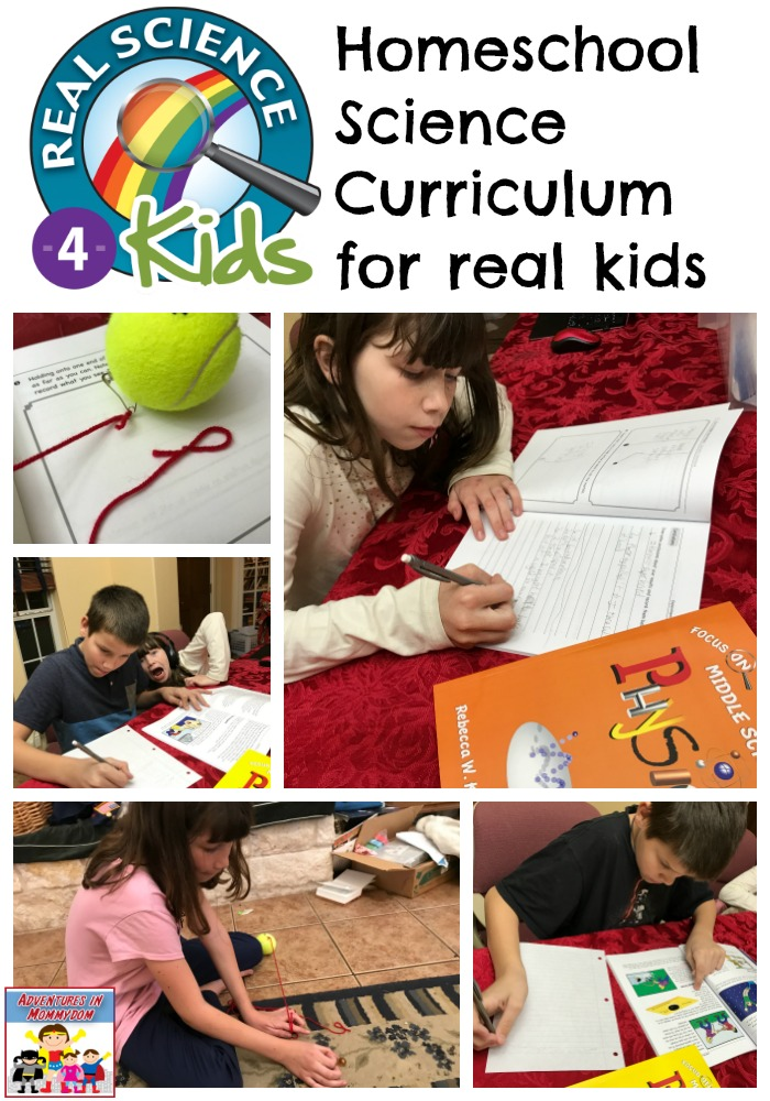 real science 4 kids review