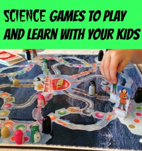 Science Games for School