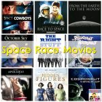 13 Space Race movies to use in your homeschool