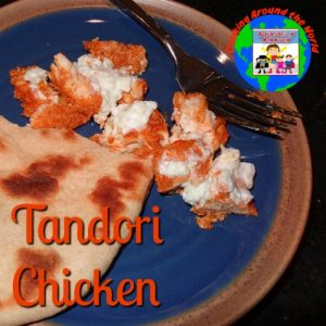 tandori chicken recipe for India
