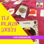 tea dragon society deckbuilding card game