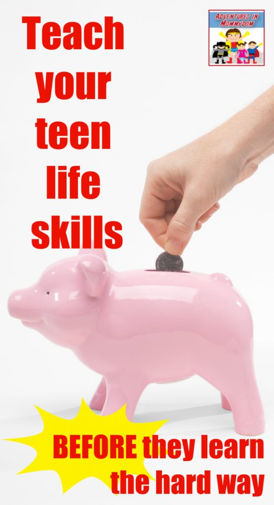 teach your child life skills to launch them successfully