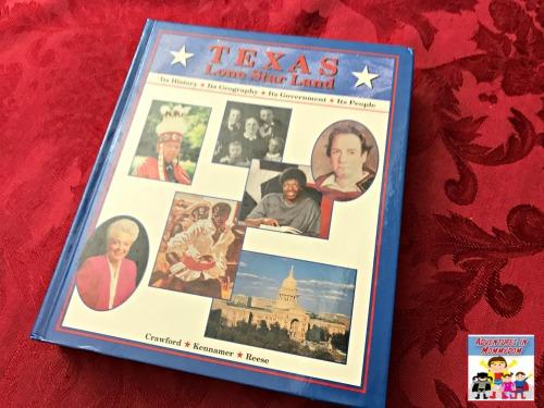 texas history curriculum