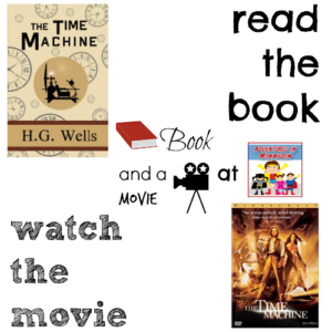time machine book and movie 9th 12th high