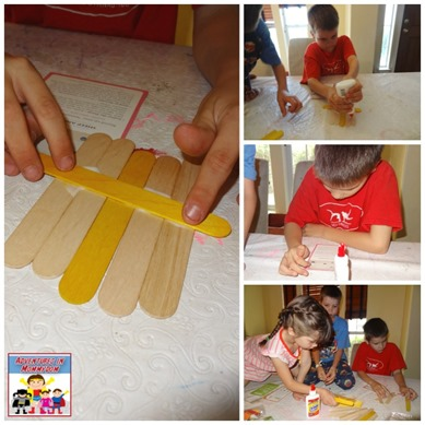 together box magnet activity