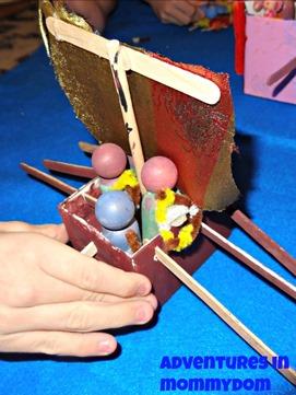 toy ship craft
