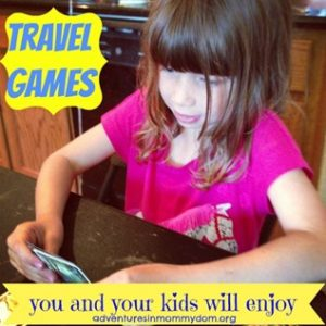 travel games your kids will enjoy