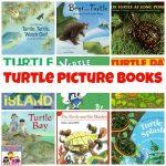 turtle picture books booklist