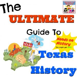 The Ultimate Guide to Hands on Learning for Texas history