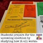 us elections lapbook us history modern