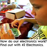 use homeschool engineering curriculum to find out how electronics work