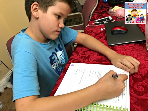using Readers in Residence for your homeschool reading