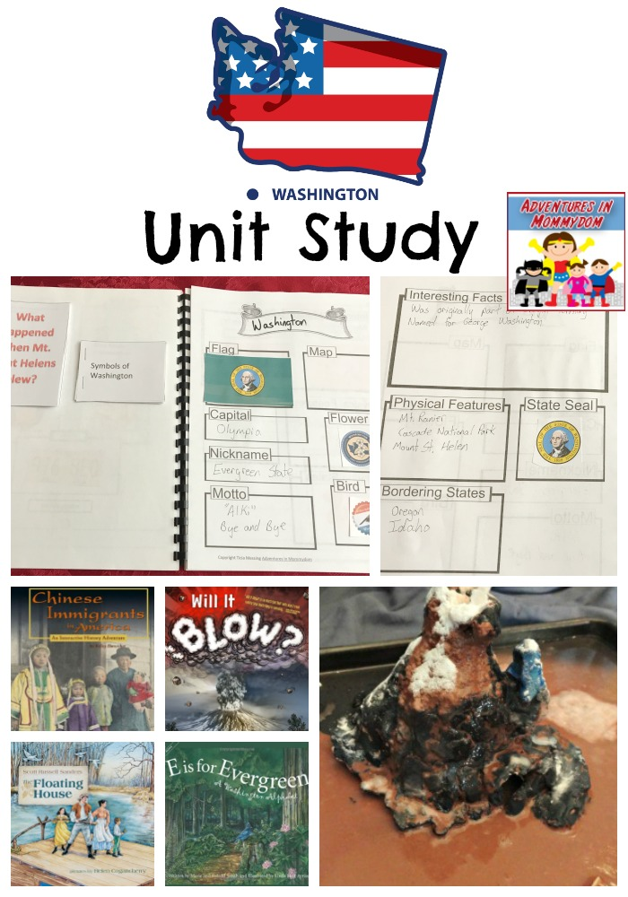 washington unit study