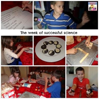 week of successful science