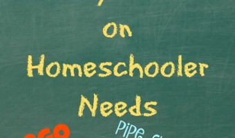 10 Things every hands on homeschooler needs in their life