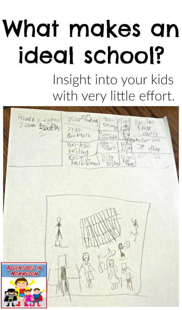 what makes an ideal school insight into your kids