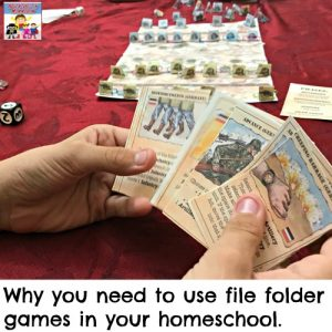 why you need to use file folder games