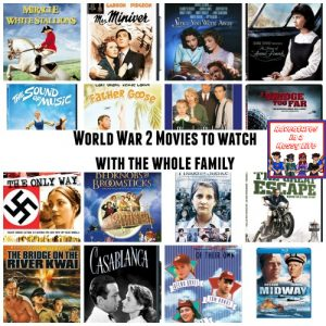 world war 2 movies to watch with the whole family movieschooling history
