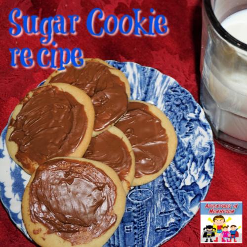 yummy family sugar cookie recipe